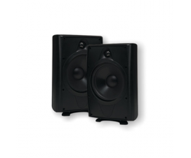 "NUVO Accent Plus 1 6.5"" Outdoor Rock Speakers (Pair)"