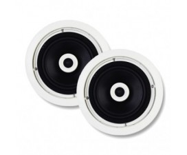 "NUVO Accent Plus 1 8"" In-Ceiling Speakers (Pair)"