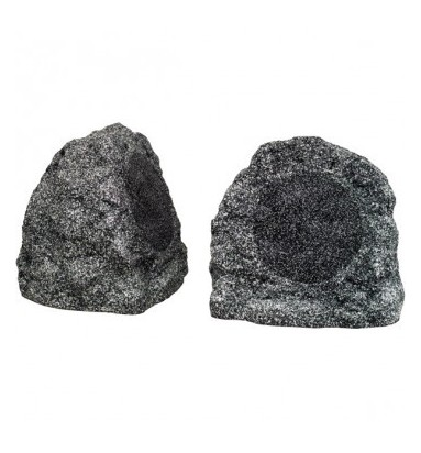 "Breathe Audio Resonate™ 6.5"" Outdoor Rock Speakers (Pair)"