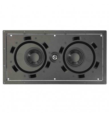 "Beale Street In Ceiling/In Wall 2-Way Dual 4"" 2 Way Speaker (Single)"