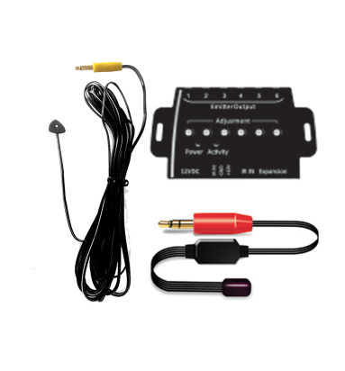 Nano Ultra Wide-Band IR Receiver Kit