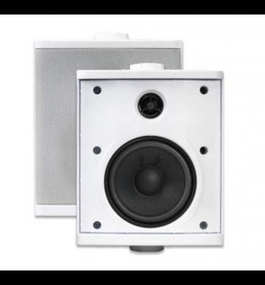 NUVO In-Wall Amplifier Speakers (Pair)